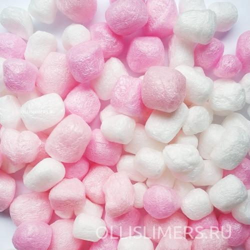 Кукурузинки (маршмэллоу) розовые